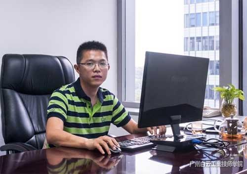 广东凯通软件科技有限公司研发中心总经理 巫海清